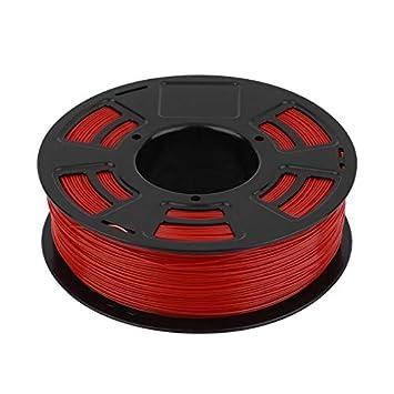 Un Rollo 1KG 1.75mm ABS Filamento 3D Impresora Material ...