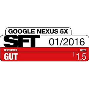"LG Nexus 5X - Smartphone Libre Android (5.2"", 12.3 MP, 2"