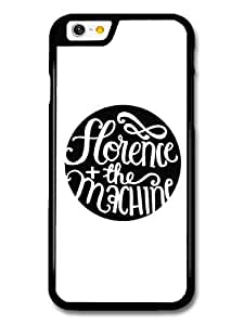 Florence + the Machine Black and White Circle Logo case for iPhone 6 by ruishername