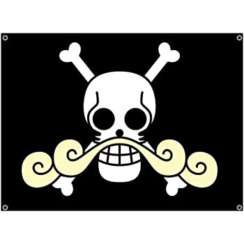 One piece flags shanks