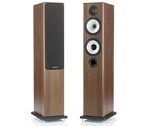 Monitor Audio - Altavoces Bx5 (Nogal,Pareja)