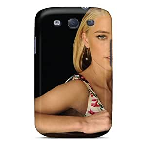Galaxy S3 Case Slim [ultra Fit] Amber Heard Protective Case Cover