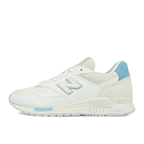B New WL WS Balance White 840 Blue tq8aBAqn