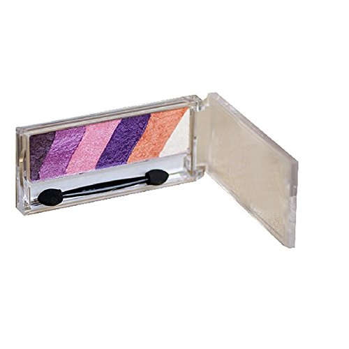 dealetech-6-color-rubiks-cube-puzzles-warm-natural-nude-eyeshadow-makeup-palette-with-brush