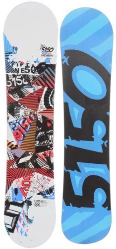 5150 Shooter Snowboard 138 Youth by 5150
