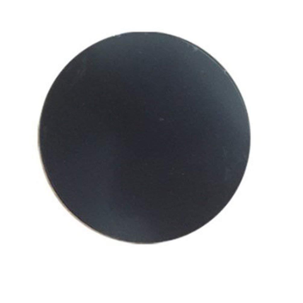Disco de Placa met/álica para Soporte de tel/éfono de Coche con im/án de Hierro Hehilark l/ámina Adhesiva para Soporte de Coche