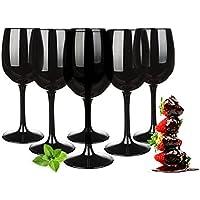 Set de copas de vino 300ml en paquetes