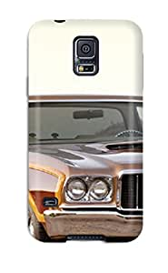YHCXcVT2555HHDiG Melissa Aubert Awesome Case Cover Compatible With Galaxy S5 - Ford Vehicles Cars Ford