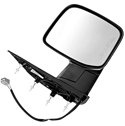APDTY 066994 Power Side View Mirror Fits Right 2002-2008 Ford Econoline Van