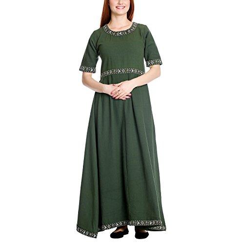 Vestido de fiesta verde el corte ingles