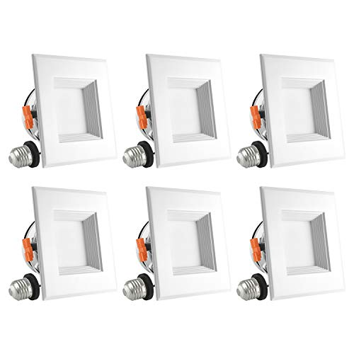 Outdoor Recessed Light Square in US - 9