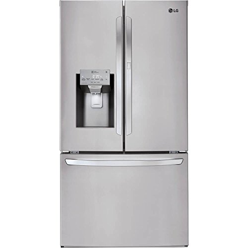 LG LFXS28566S 27.7 Cu. Ft. Stainless French Door Refrigerator with Door-in-Door