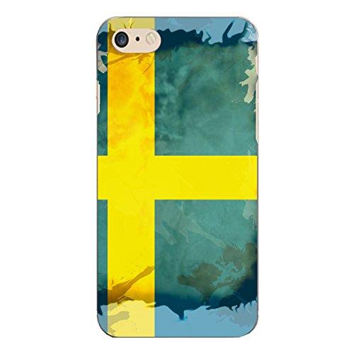 """Disagu Design Case Schutzhülle für Apple iPhone 7 Hülle Cover - Motiv """"Schweden"""""""