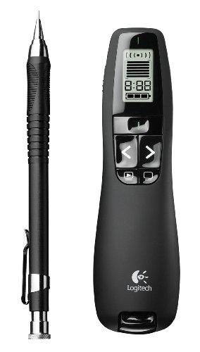 Logitech Professional Presenter R800 with Green Laser Pointer