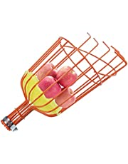 Wnvivi Fruit Picker Harvester Basket Fruit Harvester Tool with Cushion for Orange Apple Pear (Head Only, Pole Not Included)