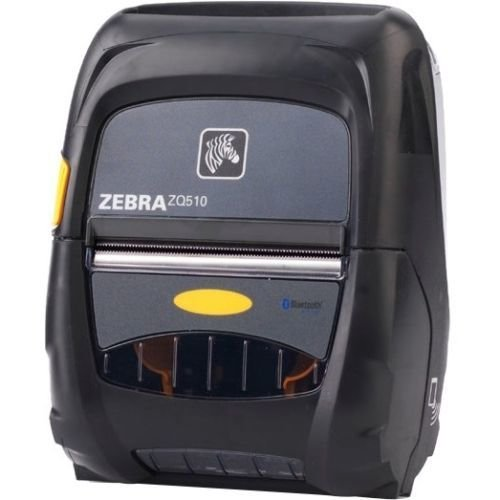 (Zebra Technologies Zebra Zq510 Direct Thermal Printer - Monochrome - Portable - Receipt Print - 2.83 Print Width - 5)