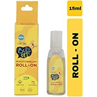 Buzz Off Mosquito Repellent Roll On - 15Ml Bottle