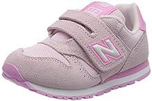 New Balance 373 n, Zapatilla Cásica para Niñas, Rosa (Cherry Blossom with Candy Pink), 31 EU