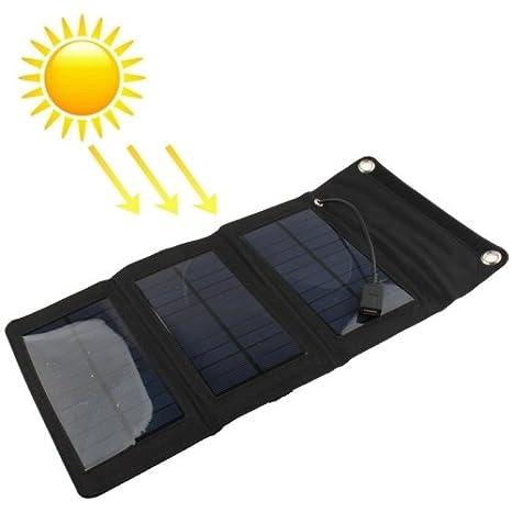 Cargador Solar portátil plegable profesional para carga de ...