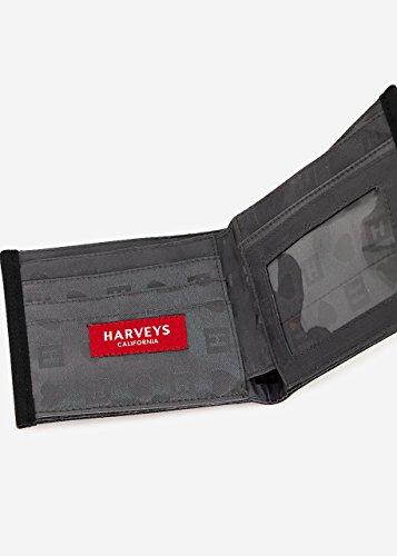 Billfold Men's Harveys Harveys Men's Billfold Black Ixqfx4S0