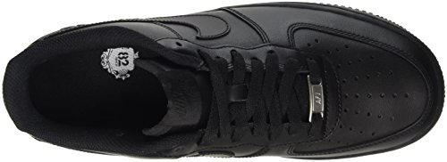 Scarpe Force 1 Nero Air da Donna Nike Wmns '07 Basketball Black qXtpxwE