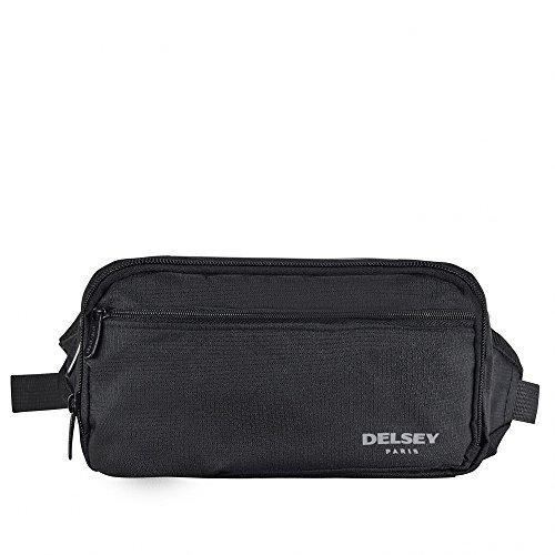 Delsey Marsupio portasoldi, nero (Nero) - 00394054000