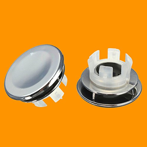 VIPASNAM-Artistic Basin Spare Bathroom Round Sink Overflow Cover Tidy Chrome Hot Sale QP - Kichler Santa