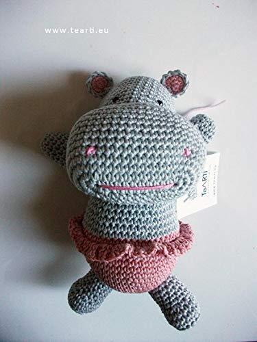Amigurumi pattern Crochet Hippo pattern Crochet pattern amigurumi ... | 500x375
