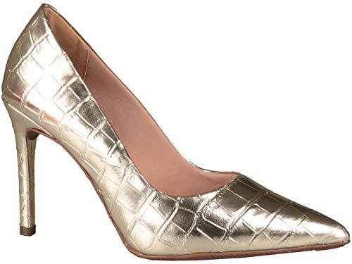 Sapato Feminino Suzana Santos Croco