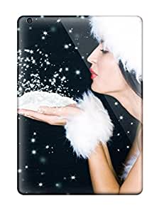 Amanda W. Malone's Shop High-quality Durable Protection Case For Ipad Air(best Top Desktop Beautiful Christmas Girls Christmas Girls Picture Photo) 9671195K50930589