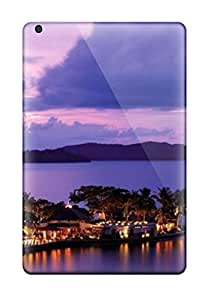 High Quality MikeEvanavas Shangrla Tanjung Aru Skin Cases Covers Specially Designed For Ipad - Mini