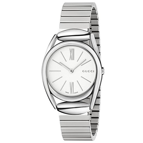 Gucci Women's Horsebit Watch - Silver