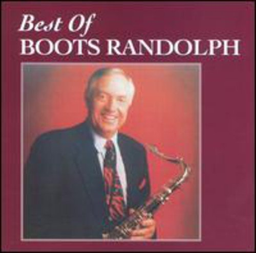 Best Of Boots Randolph by Curb Records