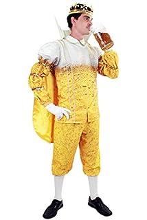 44b0c5602994 shoperama Lustiger Bier Anzug mit Krawatte Herren Kostüm Sakko ...