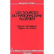 Sources du nationalisme algérien les