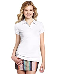 Dickies Juniors' Short-Sleeve Pique Polo Shirt