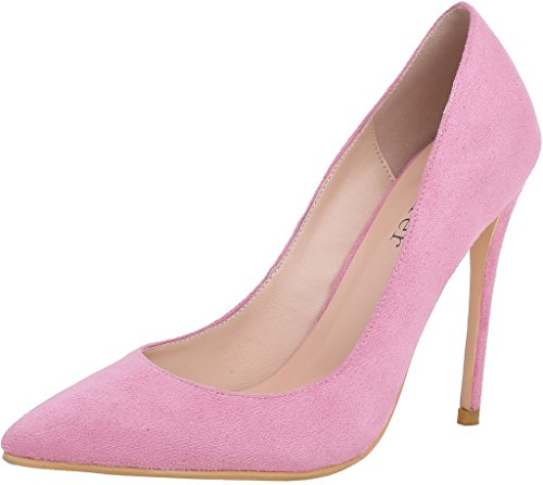 Calaier Women's 15 Colors US Size 4-15 Stiletto 12CM High...