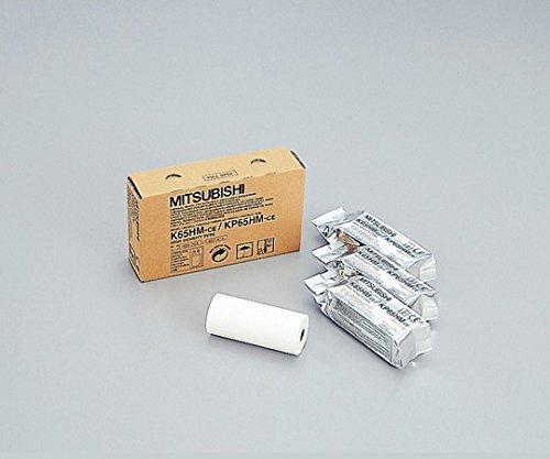 三菱電機8-1206-07プリンター用紙(三菱電機プリンター用)感熱ロール紙110mm×20m B07BD32FTN