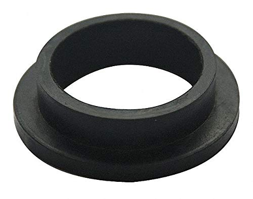 CAI Approved Rubber Spud Gasket, Black, for Use with Urinal