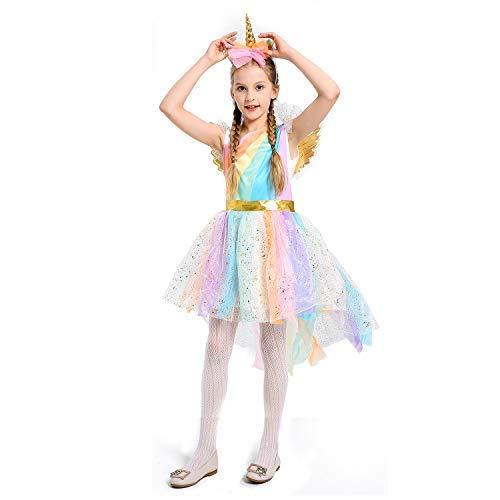 Unicorn Costumes for Girls Unicorn Tutu Dress Up Clothes for Little Girls