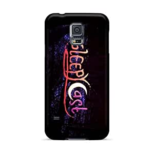 Anti-Scratch Hard Cell-phone Cases For Samsung Galaxy S5 (evB7586yhWX) Support Personal Customs Lifelike Inside Out Skin