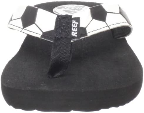 Toddler//Little Kid//Big Kid Reef Grom Football Flip Flop