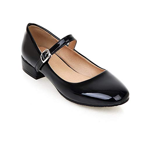 Compensées Sandales 36 Noir Femme AN 5 DGU00486 Noir 4faqwnvP