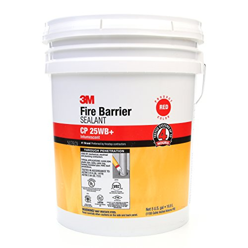 Top Fire Barrier Caulk