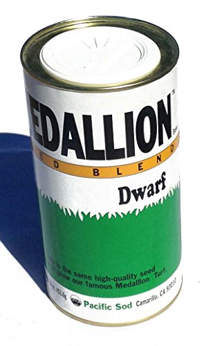 (Medallion II Dwarf Fescue Seed Blend 16 oz Shaker)