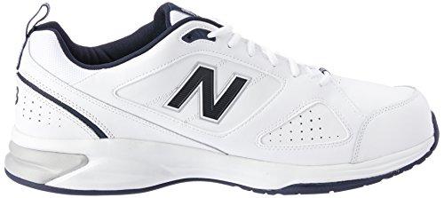 Azul Men's Balance New marino Fitness Blanco Shoes White Wn4 624 WppnwxqZ