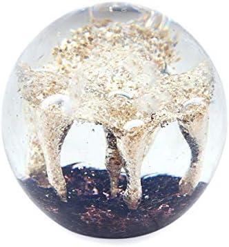 Decor And Go Briefbeschwerer, Glas, Originalgröße, dekorativ