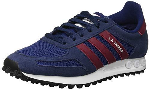 adidas La Unisex-Erwachsene Sneakers Blau (Maruni/Buruni/Azuosc 000)