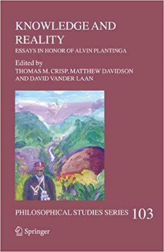 amazon com  knowledge and reality  essays in honor of alvin    knowledge and reality  essays in honor of alvin plantinga  philosophical studies series  th edition