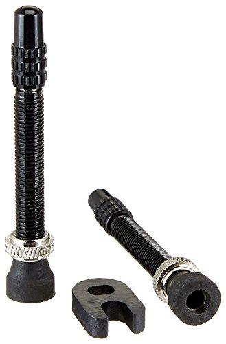 トーケン TK3351A チューブレスバルブ 2本セット ブラック(523AVT03351AA)